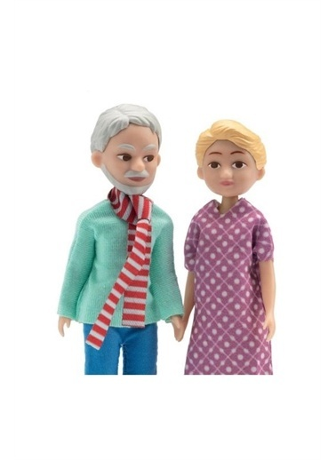 Djeco Djeco The Grandparents Pembe